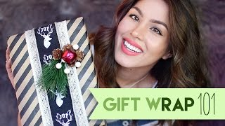How to Wrap a Gift in Under a Minute   MeganBatoon