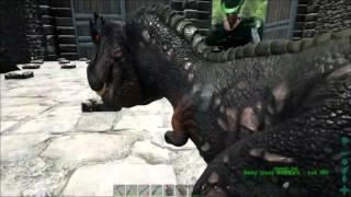 Ark   First Baby T Rex