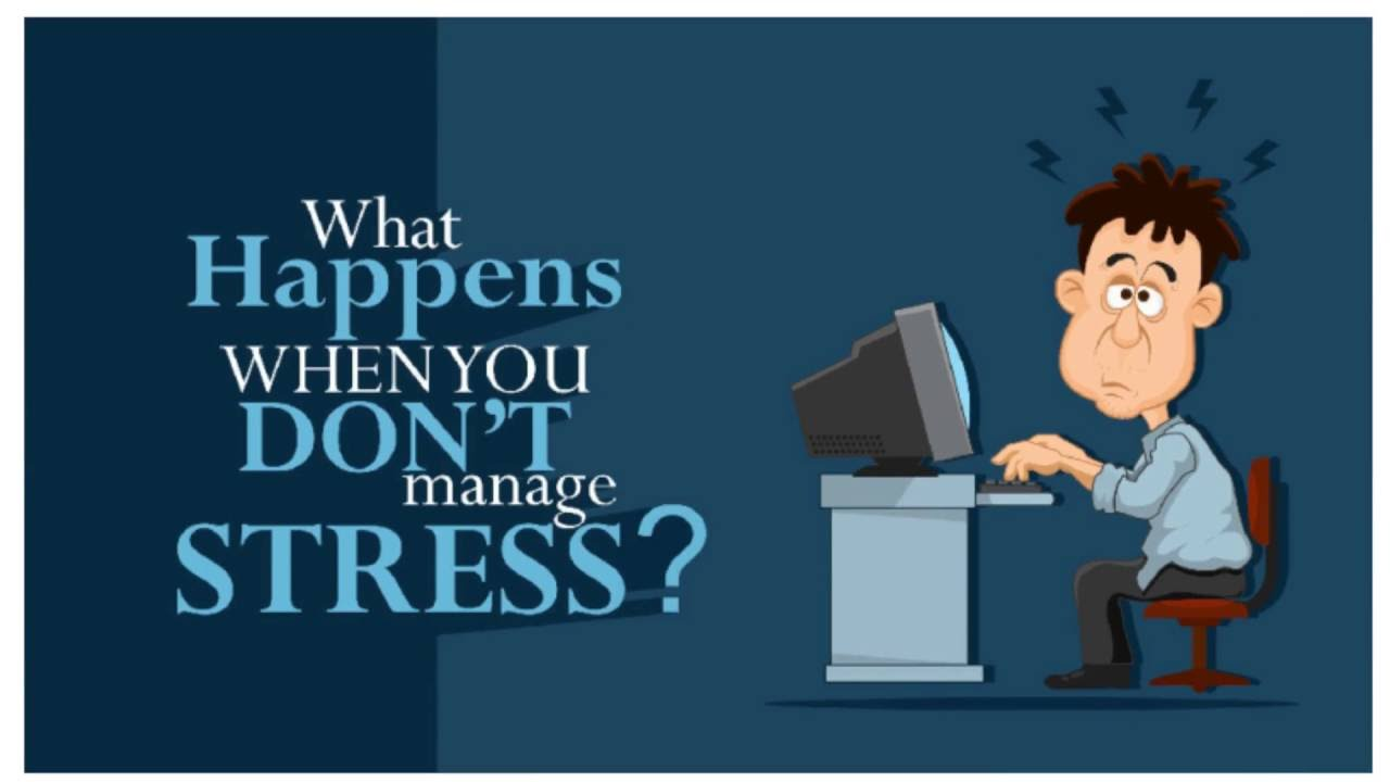 3 03 managing stress Simple but effective advice for managing stress stress is a poison that can kill you both metaphorically and literally psychology today find a therapist.