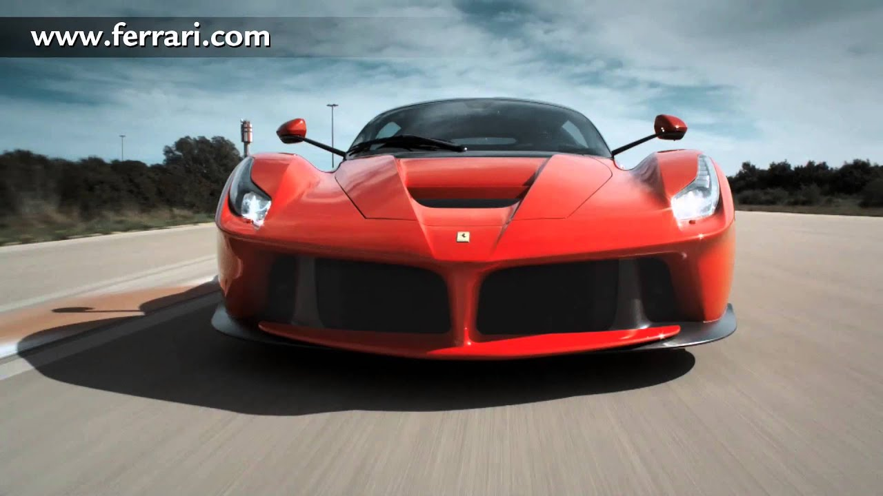 Laferrari Official Video Youtube