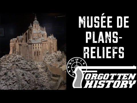 Forgotten History: Musée de Plans-Reliefs Paris