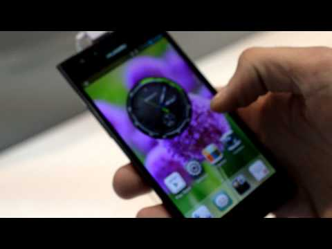Hands-on: Huawei Ascend P2