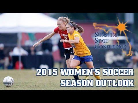 2015 Sunshine State Conference Women's Soccer Season ...
