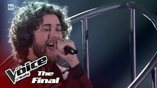 """Andrea Butturini """"In My Blood"""" - The Final - The Voice of Italy 2018"""