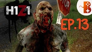 Comedy Batch - H1Z1 - Ep. 13 (Funny Moments)