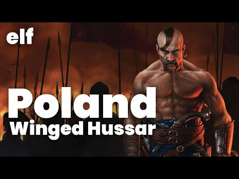 Cossacks 3 | Poland - Winged Hussar | Gameplay |