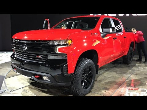 2019 Chevrolet Silverado – Redline: First Look – 2018 ...