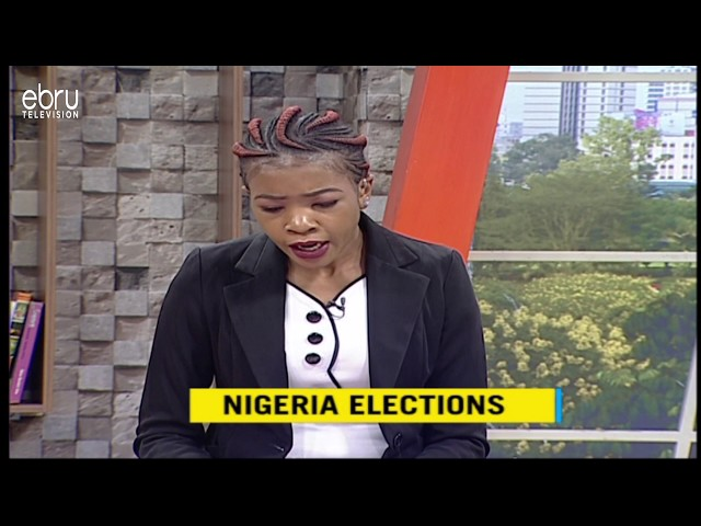 Linda Alela ~ I Don't Think Nigeria Elections Will Be Fair