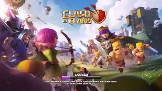 Clash Of Clans | Town Hall 9 farming strategy! Crystal league.