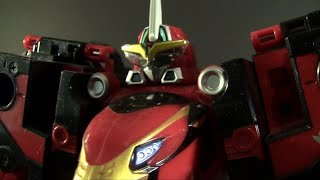 DX CB-01 GoBuster Ace (Random Review)