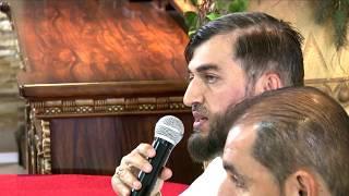 عقد قران أحمد وليان بالمدينة المنورة