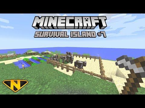 Farmer Noah! (Minecraft Survival Island #7)