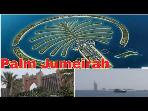 A Day Around Palm Jumeirah Dubai!!!! Atlantis Hotel