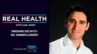Real Health: Smoking SOS with Dr Damien Lowry