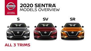 homepage tile video photo for 2020 Nissan Sentra Sedan Walkaround & Review