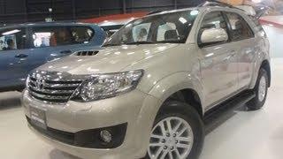 Toyota Fortuner Plus 2013 Sal?n Autom?vil Bogota 2012 FULL HD