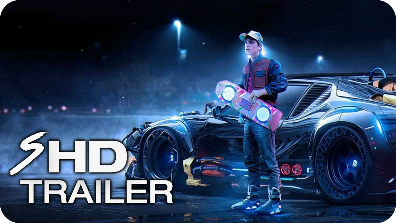Back To The Future 4 Trailer 1 2018 Michael J Fox
