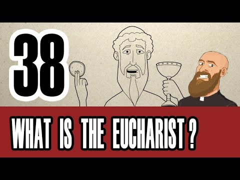 3MC - Episode 38 - What is the Eucharist?