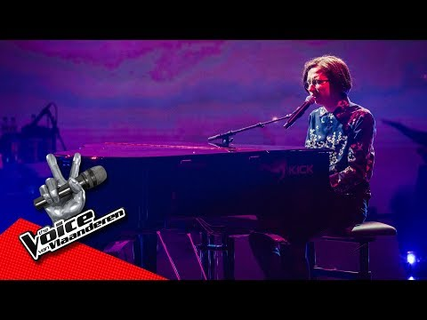 Ibe - 'Tenerife Sea' | Finale | The Voice Van Vlaanderen | VTM