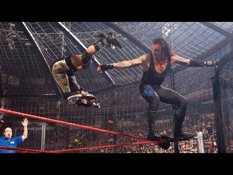 WWE - No Way Out 2008 ELIMINATION CHAMBER...