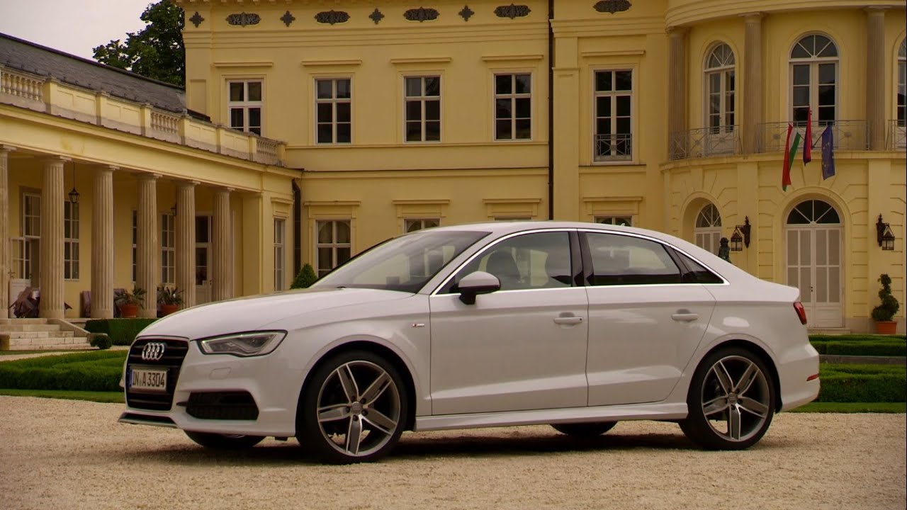 audi a3 sedan s line tdi interior exterior and drive youtube. Black Bedroom Furniture Sets. Home Design Ideas