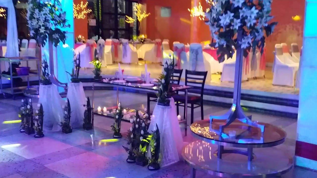 Salon el potrero iztapalapa youtube - Decoraciones para salones ...