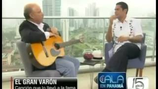 Omar Alfanno en entrevista con Ismael Cala en Panama