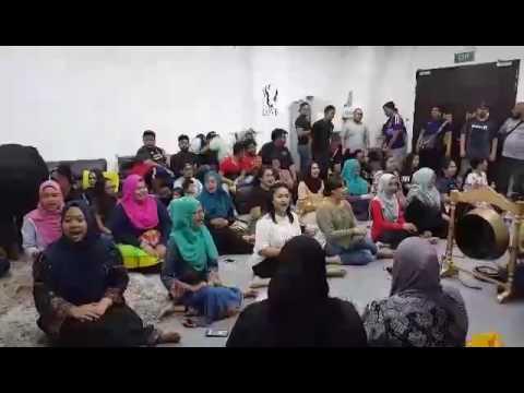 Dwi Durrah: Mega Perdana 16/17 Finals