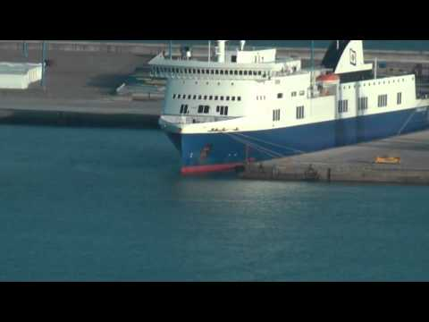NORMAN ATLANTIC   IMO 9435466   IBUM   ITALY   GIJON HD