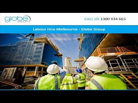 Labour Hire Melbourne - Globe Group