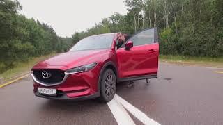 Mazda CX5. Моторы. Выпуск 292