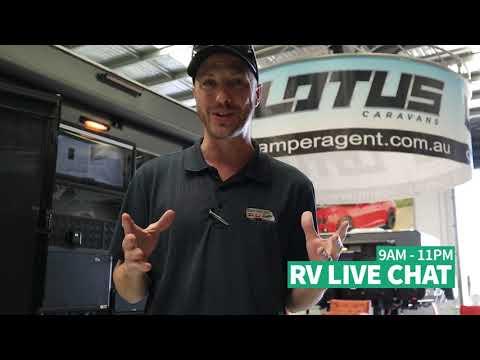 RV Live Chat On Camperagent's Website