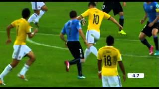 Colombian commentator celebrates GOAL