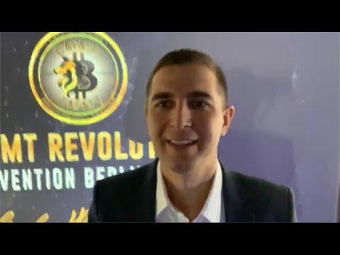 CMMT Revolution   Горячее видео послание из мероприятия в Берлине 15.02.2020