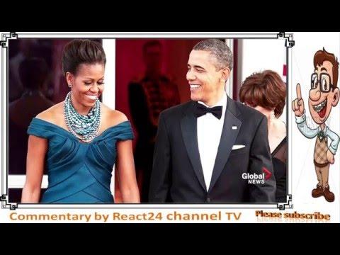 React24 channel TV: President Barack Obama's final White House correspondents' dinner speech