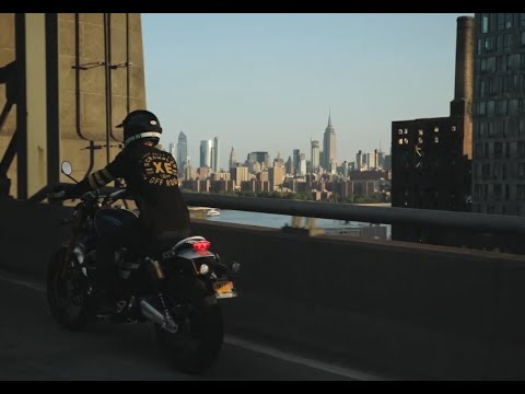 Discovering New York | Triumph Scrambler 1200