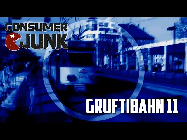 Consumer Junk Gruftibahn 11 feat DJ XLII