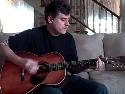 Folsom Prison Blues (acoustic cover)