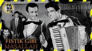 Fıstık Gibi Maşallah - Eski Türk Filmi Tek Parça (Restorasyonlu)