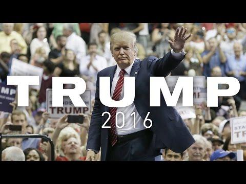 TRUMP 2016 - Support video