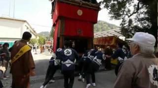 Asuke Hachimangu Shrine Annual Festival