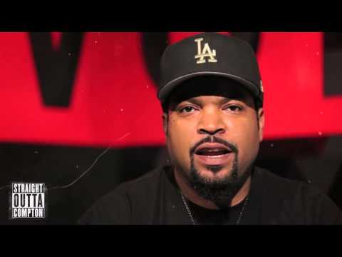 Ice Cube Fan Question's // What was the last song you recorded with N.W.A.  before you left ?