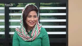 بامداد خوش - ورزشگاه -  صحبت های نوید پوپل (ترینر چتر بازی) در مورد ورزش چتر بازی در افغانستان
