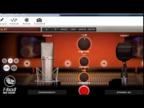 Reason 9.5 VST Propellerhead Slate Digital UAD Sphere L22 IK Multimedia Mic Room Emulations Reviews