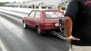 Toyota Starlet runs 8.86 @ 147mph at the NSCRA Round 2: Spring Bash Thumbnail