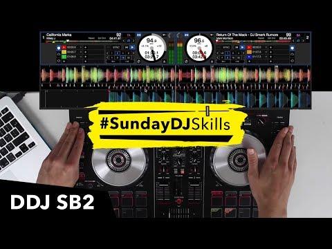 Pioneer DDJ SB2 - Performance Mix - Hip Hop & House - #SundayDJSkills