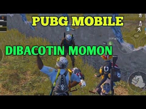 MOMON TO SOON AUTO BACOT !! | PUBG MOBILE