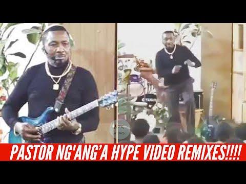 PASTOR NG'ANG'A HYPE VIDEO CRAZY REMIXES BY KENYANS!!!|BTG News
