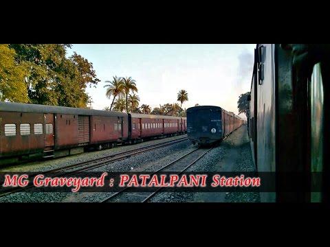 Exiting the Graveyard of Meter Gauge Coaches : Indian Railways