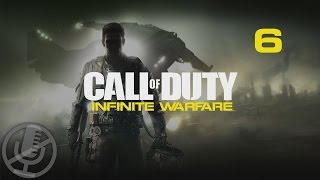 Call of Duty Infinite Warfare Прохождение На Русском На ПК Без Комментариев Часть 6 — Глубокий удар